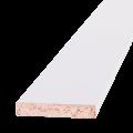 Наличник белый плоский 42*10*2200 мм ОЛОВИ ламинированный