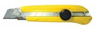 Нож технический усиленный 25мм  БИБЕР