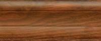 Плинтус Арбитон LM55 Орех темный