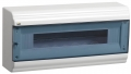 Бокс пластиковый накладной ЩРН-П-18 ИЭК (МКР12-N-18-40-10)