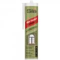 Герметик универсальный силиконовый SILA PRO MAX SEALANT  белый 290 мл