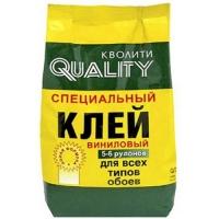 """Клей обои""""QUALITY"""" спец-винил 0,2кг"""