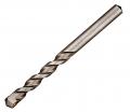 Сверло ВИЗ по бетону, циллиндрический хвостовик, напайка ВК8, 10х120 мм