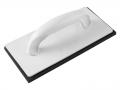 Терка, резиновое покрытие, 10х140х280мм (Remocolor)