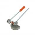 Трубогиб ручной до 15мм, для труб из металлопластика и мягких металлов (Hobbi)