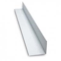 Угол пластиковый белый 25  2,7 м