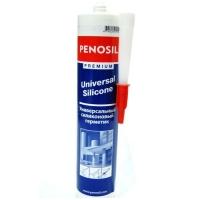 """Герметик """"Penosil U"""" силиконовый универсальный бесцветный, 310мл"""