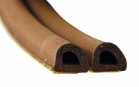 Уплотнитель D коричневый