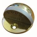 Упор полукруглый 3054 золото