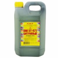 Лак битумный БТ-577  5л Ясхим