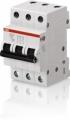 Выключатель автоматический модульный 3п С 40А SH203L 4,5кА АВВ